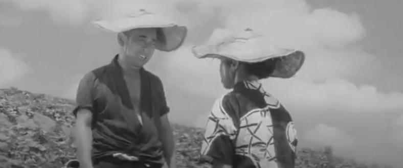 L'île nue, Kaneto Shindo (1960) Kindai Eiga Kyokai