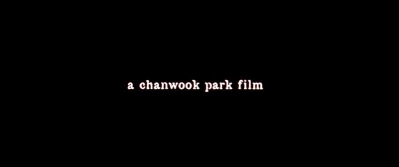 crédit Park Chan-wook