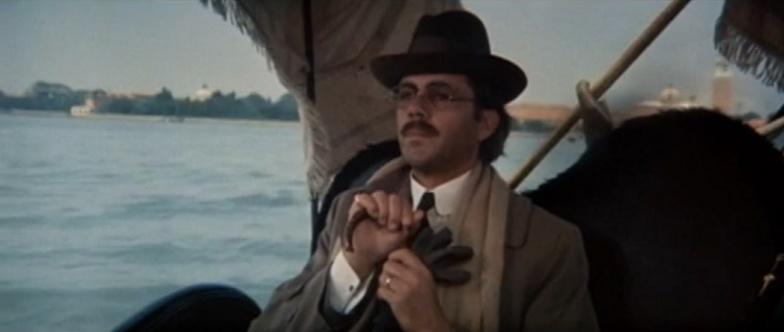 Mort à Venise, Luchino Visconti (1971) Alfa Cinematografica, Warner Bros., PECF 4