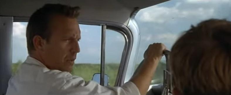 Un monde parfait, Clint Eastwood (1993) Warner Bros., Malpaso Productions