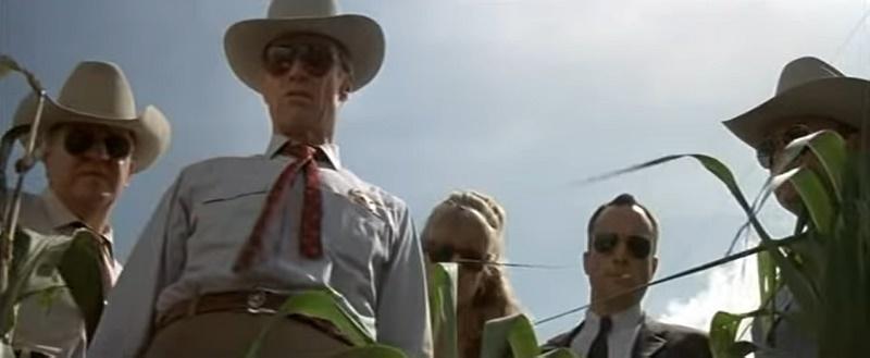 Un monde parfait, Clint Eastwood (1994) Warner Bros., Malpaso Productions