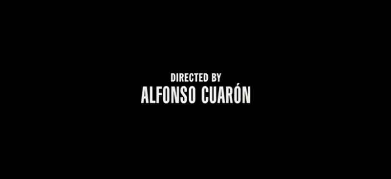crédit Alfonso Cuarón