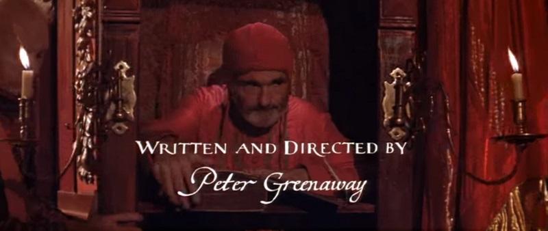 crédit Peter Greenaway Le Bébé de Mâcon, 1993 The Baby of Mâcon Allarts, Union Générale Cinématographique (UGC), La Sept, Cine Electra, Channel Four Films, Canal+ (6)