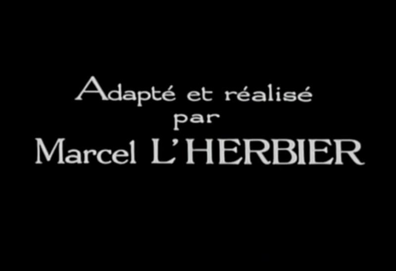 crédit Marcel L'Herbier