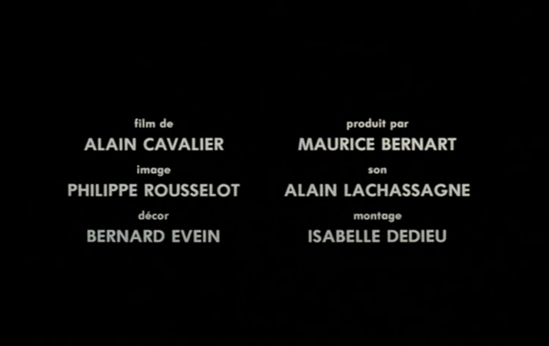 crédit Alain Cavalier