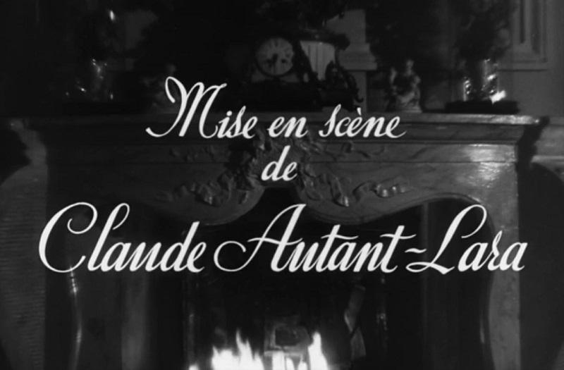 crédit Claude Autant-Lara