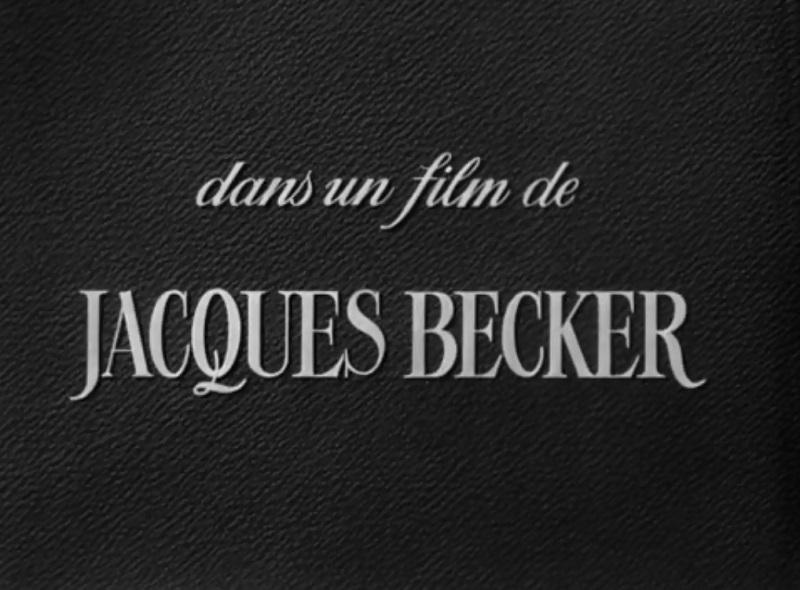 crédit Jacques Becker