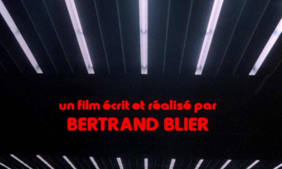 crédit Bertrand Blier