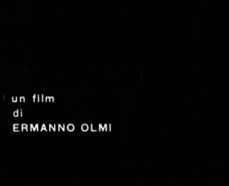 crédit Ermanno Olmi