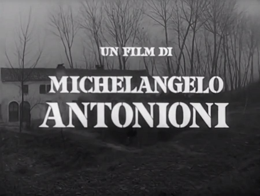 crédit Michelangelo Antonioni