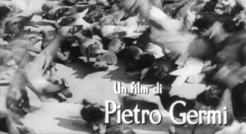 crédit Pietro Germi