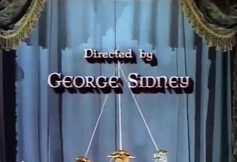 crédit George Sidney