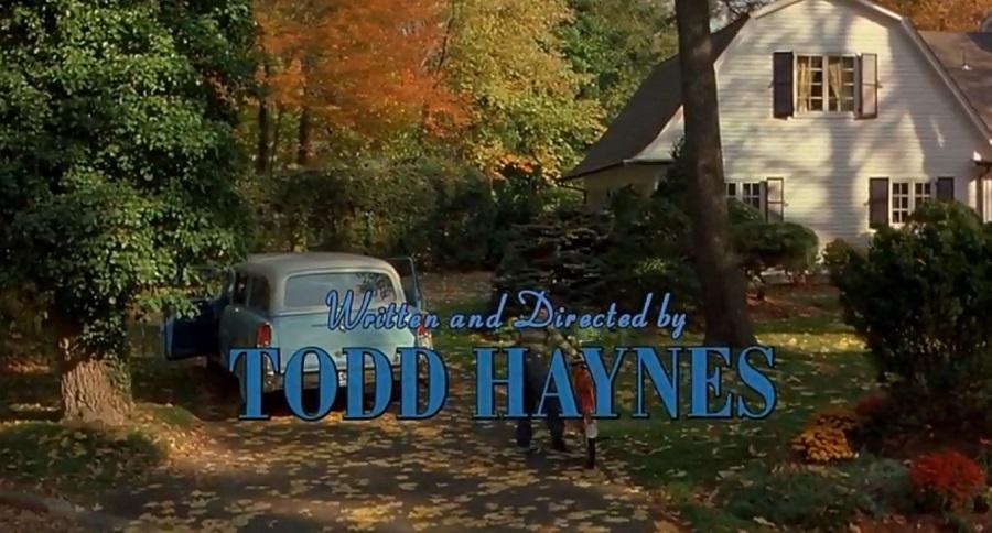 crédit Todd Haynes