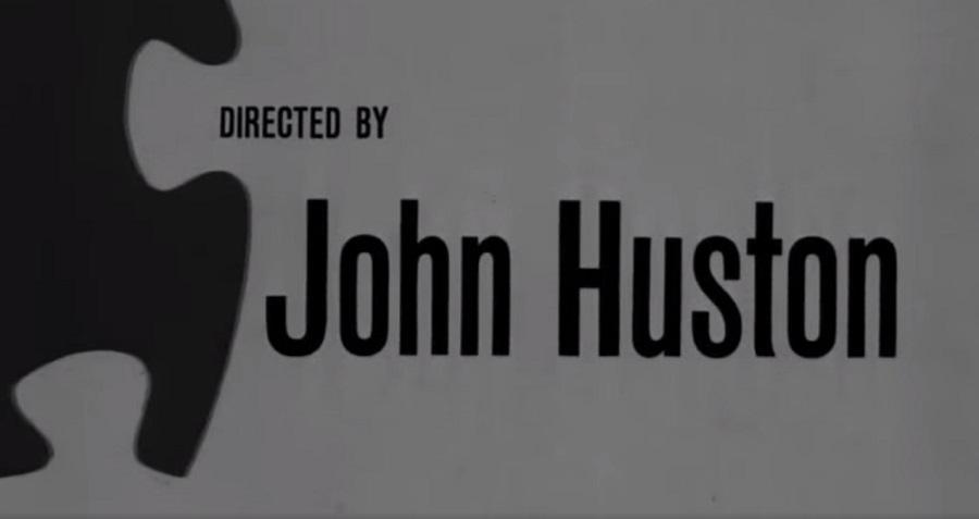 crédit John Huston