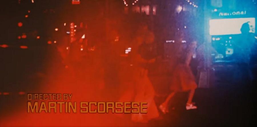 crédit Martin Scorsese