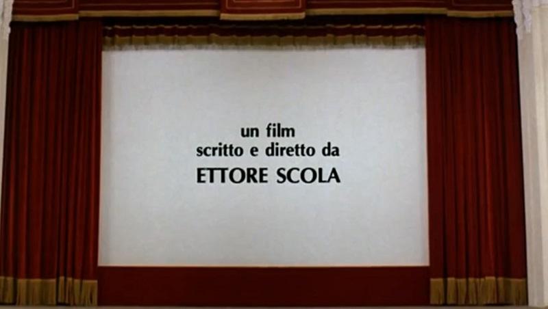 crédit Ettore Scola