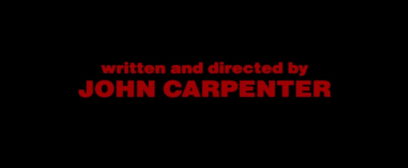 crédit John Carpenter