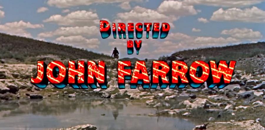crédit John Farrow
