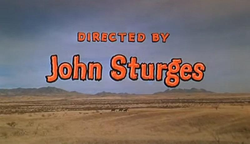 crédit John Sturges