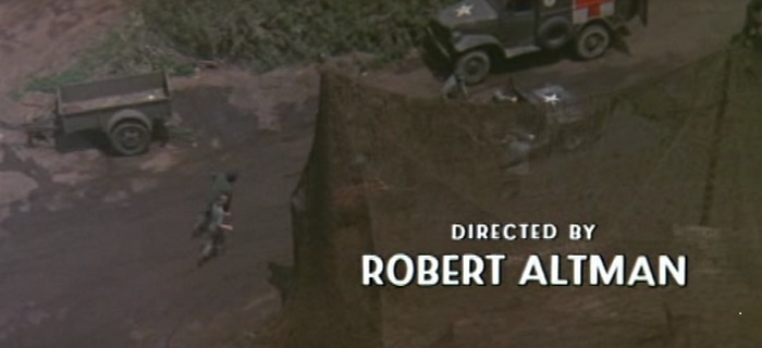 M.A.S.H Robert Altman Aspen Production