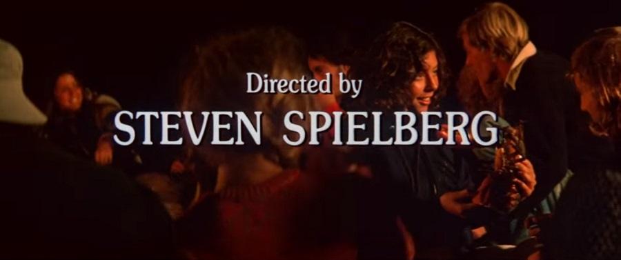 crédit Steven Spielberg