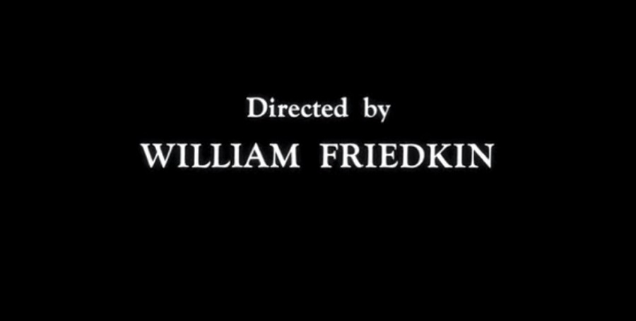 crédit William Friedkin