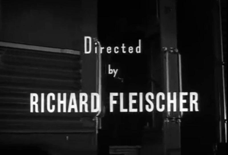 crédit Richard Fleischer