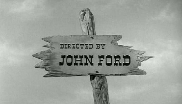 L_Homme qui tua Liberty Valance, John Ford John Ford Productions