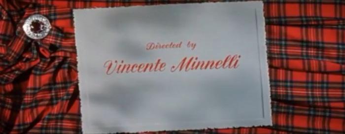 crédit Vincente Minnelli