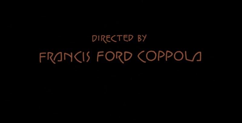 Crédit Francis Ford Coppola