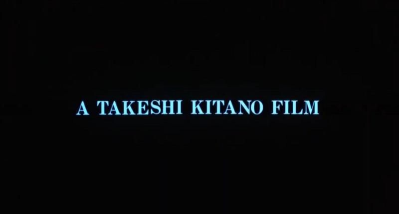 crédit Takeshi Kitano