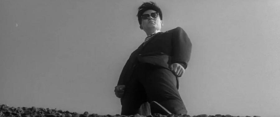 La Marque du tueur, Seijun Suzuki 1967 Koroshi no rakuin Nikkatsu