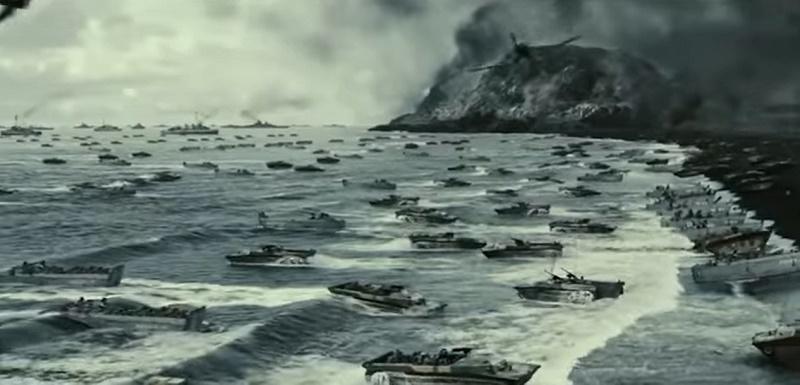 Lettres d'Iwo Jima, Clint Eastwood (2007) DreamWorks, Warner Bros., Malpaso Productions