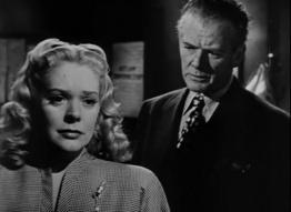 Fallen Angel, Otto Preminger (1945) Twentieth Century Fox