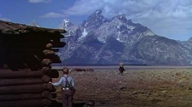 L'Homme des vallées perdues, George Stevens (1953) Paramount Pictures