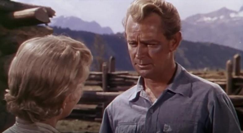 L'Homme des vallées perdues, George Stevens (1959) Paramount Pictures