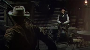 L'Homme des vallées perdues, George Stevens (1961) Paramount Pictures