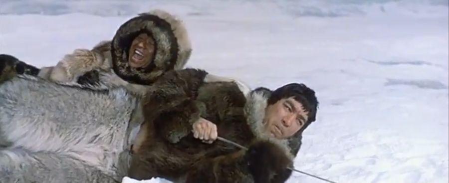 Les Dents du diable, Nicholas Ray 1960 The Savage Innocents Gray Film-Pathé Appia Film Magic Film (1)_