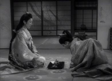 La Vie d'O'Haru, femme galante, Kenji Mizoguchi 1952 Saikaku ichidai onnaKoi Productions, Shintoho Film Distribution Committee (2)_saveur