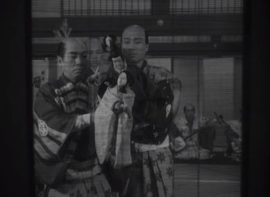 La Vie d'O'Haru, femme galante, Kenji Mizoguchi 1952 Saikaku ichidai onnaKoi Productions, Shintoho Film Distribution Committee (3)_saveur