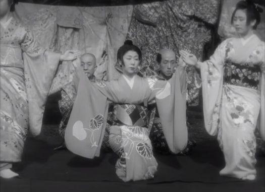 La Vie d'O'Haru, femme galante, Kenji Mizoguchi 1952 Saikaku ichidai onnaKoi Productions, Shintoho Film Distribution Committee (4)_saveur