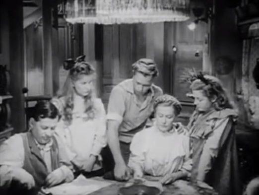 Tendresse, George Stevens 1948 I Remember Mama RKO Radio Pictures (3)_saveur