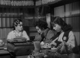 La Rue de la honte, Kenji Mizoguchi 1956 Akasen chitai Daiei Studios (10)_saveur