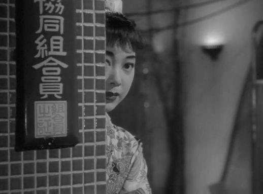 La Rue de la honte, Kenji Mizoguchi 1956 Akasen chitai Daiei Studios (11)_saveur