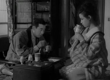 La Rue de la honte, Kenji Mizoguchi 1956 Akasen chitai Daiei Studios (3)_saveur