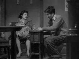 La Rue de la honte, Kenji Mizoguchi 1956 Akasen chitai Daiei Studios (6)_saveur