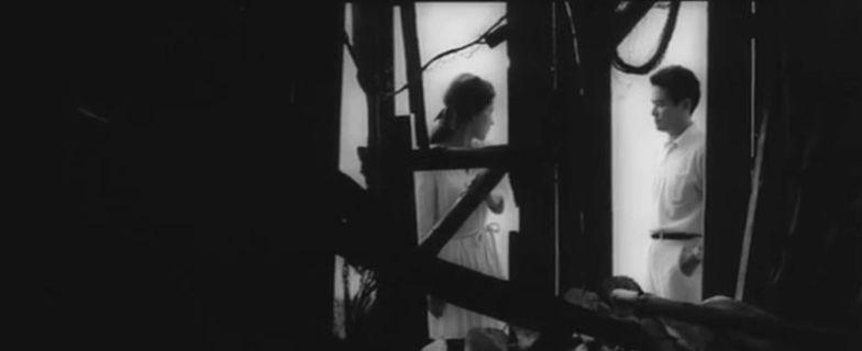 Le Lac de la femme, Yoshishige Yoshida 1966 Onna no mizûmi Gendai Eigasha (17)_saveur