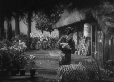 Les Contes des chrysanthèmes tardifs, Kenji Mizoguchi 1939 Zangiku monogatari Shochiku (10)_saveur