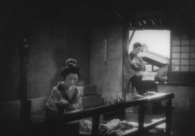 Les Contes des chrysanthèmes tardifs, Kenji Mizoguchi 1939 Zangiku monogatari Shochiku (11)_saveur