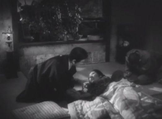 Les Contes des chrysanthèmes tardifs, Kenji Mizoguchi 1939 Zangiku monogatari Shochiku (4)_saveur